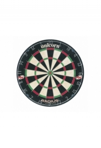 Dartboard Unicorn Radius